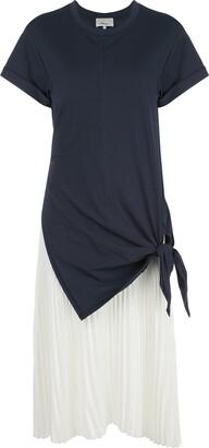3.1 Phillip Lim Tie-Detail Pleated Dress