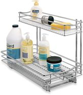 Bed Bath & Beyond Lynk Professional 11.5-Inch x 21-Inch Roll-Out Double Under-Sink Basket Drawer