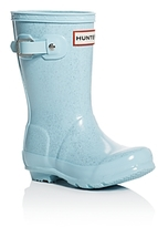Hunter Girls' Glitter Rain Boots - Toddler