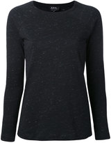 A.P.C. long sleeve sweater