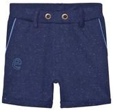 eBBe Kids Sea Blue Neps Saros Sweat Chinos Shorts