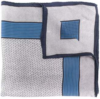 Pierre Cardin Pre-Owned 1970's geometric print scarf