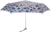 Cath Kidston Large Painted Pansies Minilite Umbrella