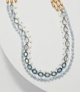 LOFT Blue Sky Multistrand Necklace