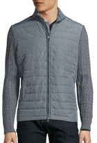 Zachary Prell Puffer Vest Jacket