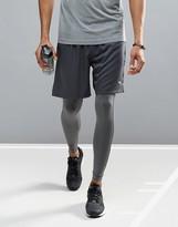 Puma Running 7 Inch Shorts In Grey 51403812