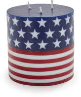 Sur La Table Flag Pillar Candle