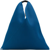 MM6 MAISON MARGIELA triangle tote - women - Calf Leather/Polyester - One Size