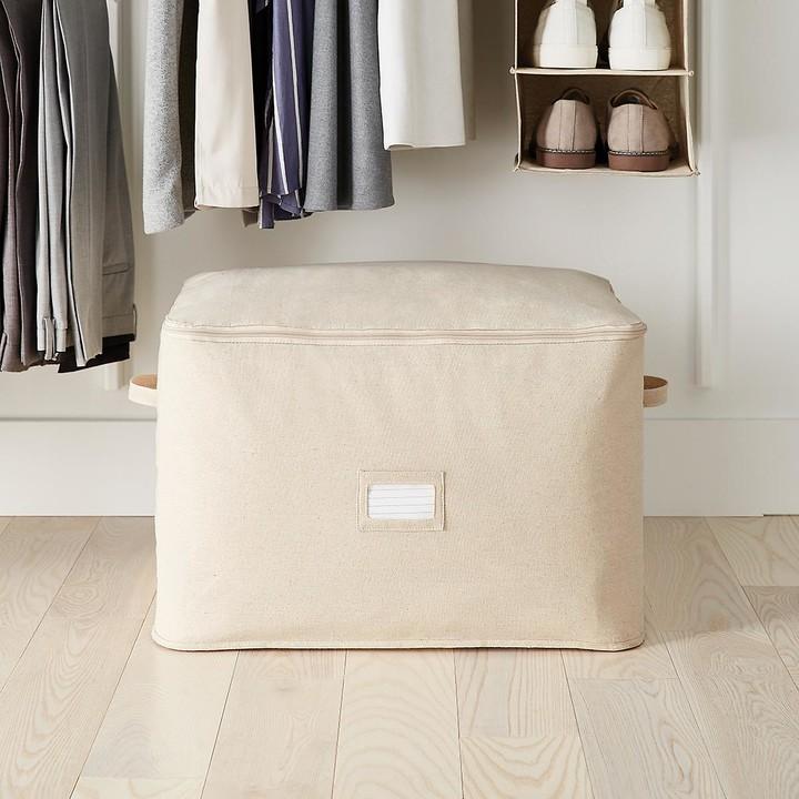 Natural Closet Storage Bags