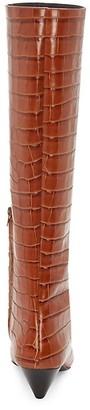Mercedes Castillo Donique Tall Leather Boots