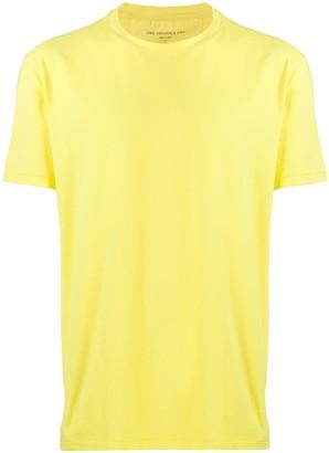 John Varvatos plain relaxed-fit T-shirt
