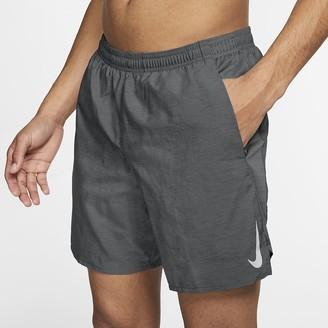 """Nike Men's 7"""" 2-in-1 Running Shorts Challenger"""