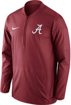 NIKE TEAM Men's Nike Alabama Crimson Tide College Lockdown Quarter-Zip Jacket