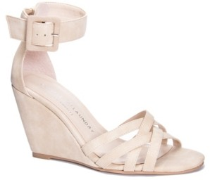 Chinese Laundry Clarissa Wedge Dress Sandals Women's Shoes