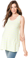 A Pea in the Pod A-line Maternity Tank Top