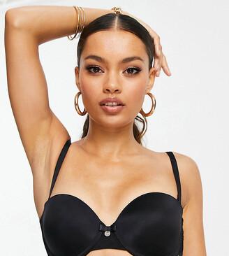 Berlei petite strapless bra in black