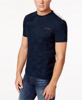 Armani Exchange Men's Jacquard T-Shirt