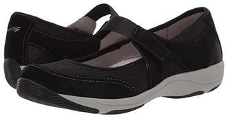 Dansko Hennie (Blue Suede) Women's Shoes