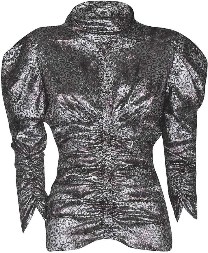 Isabel Marant etoile Glittered Blouse