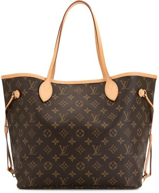 Louis Vuitton 2017 Neverfull MM tote bag