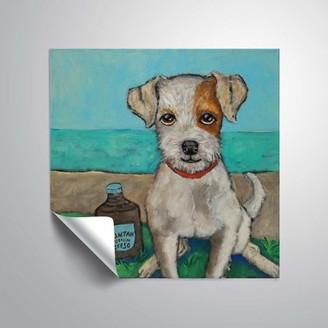 ArtWall Beach Boy, Removable Wall Art Mural by Holly Wojahn