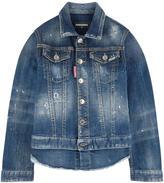DSQUARED2 Mini Me jean jacket