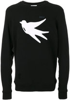 Tim Coppens bird print sweatshirt