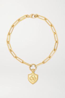 Foundrae Snake 18-karat Gold Bracelet
