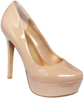 Closed Toe Nude Heels - ShopStyle