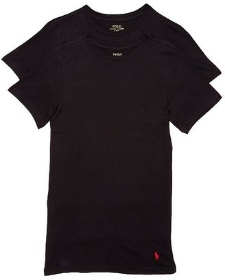 Polo Ralph Lauren Big & Tall Crew Neck T-shirt 2-Pack
