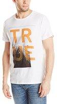 True Religion Men's Open Road Graphic Tee