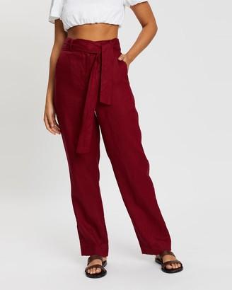 Florence. The Label Frida Pants