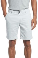 AG Jeans Men's Wanderer Modern Slim Fit Print Twill Shorts
