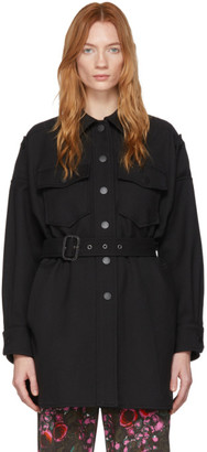 See by Chloe Black Pocket Jacket