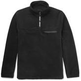Stüssy - Fleece Half-zip Sweatshirt