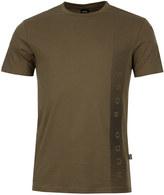 Boss Hugo Boss T-shirt 50332315 301 Dark Green