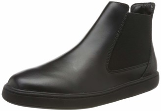 Clarks Street Edge Y Boys Chelsea Boots