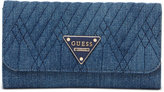 GUESS Marisole Boxed Slim Clutch