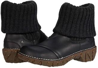 El Naturalista Yggdrasil N097 (Black 2) Women's Shoes