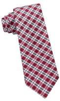 Lord & Taylor Boy's James Check Plaid Silk Tie