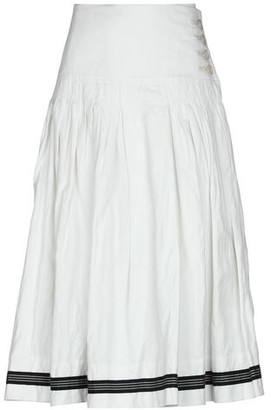 Pauw Knee length skirt
