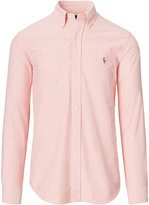 Ralph Lauren Standard Fit Oxford Shirt