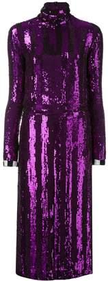 Nina Ricci sequinned dress