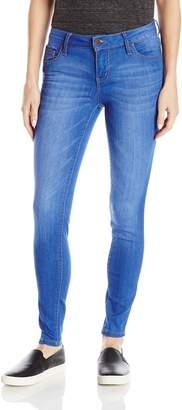 Celebrity Pink Jeans Women's Infinite Stretch Short Inseam Skinny Jeans
