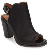 Gentle Souls 'Shiloh' Block Heel Slingback Sandal