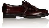 Tod's Gomma fringed lace-up shoes