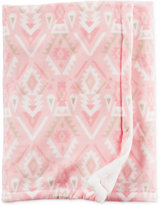 Carter's Aztec-Print Blanket Baby Girls (0-24 months)