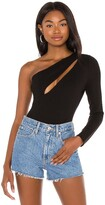 Thumbnail for your product : NBD Aaliyah Bodysuit