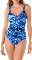 Miraclesuit Lynx Lazuli Siren One-Piece Swimsuit