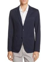 BOSS Niells Textured Cotton Slim Fit Sport Coat